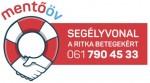 A képen a segélyvonal telefonszáma látható: 0617904533